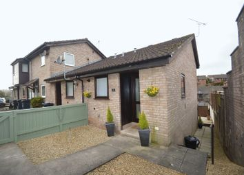 Thumbnail 1 bed terraced house for sale in Springfield Close, Coleford