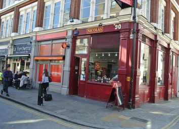 Thumbnail Retail premises to let in Cowcross Street, Farringdon