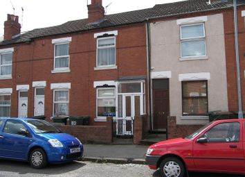 Thumbnail 2 bed terraced house to rent in Westwood Road, Earlsdon, Coventry
