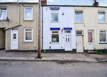 Thumbnail 2 bed terraced house for sale in Newton Street, Mansfield, Nottingham, Nottinghamshire
