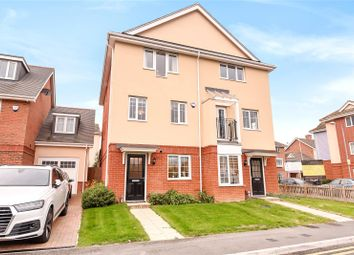 Thumbnail 3 bed semi-detached house for sale in Kent Gardens, Ruislip, Middlesex