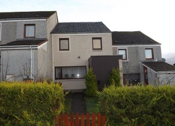 Thumbnail 3 bed terraced house for sale in Firhill, Alness