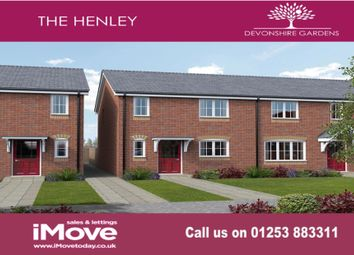 Thumbnail 3 bed semi-detached house for sale in The Henley, Devonshire Gardens, Coopers Way