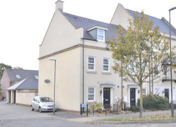 Thumbnail 3 bed end terrace house for sale in 28 Hazel Way, Lobleys Drive, Brockworth, Gloucester