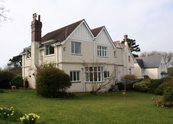 Thumbnail 4 bedroom semi-detached house for sale in Beacon Hill, Newton Ferrers, Plymouth, Devon