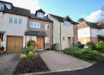 3 bed terraced house for sale in Mosse Court, Wickham, Hampshire PO17