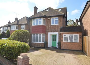 Thumbnail 4 bed detached house for sale in Sidney Road, Walton-On-Thames, Surrey