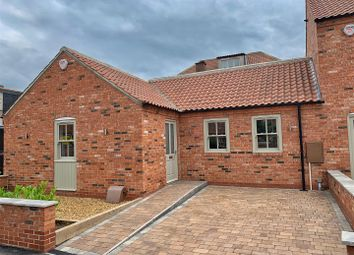Thumbnail 2 bed semi-detached bungalow for sale in Masonic Lane, Thirsk