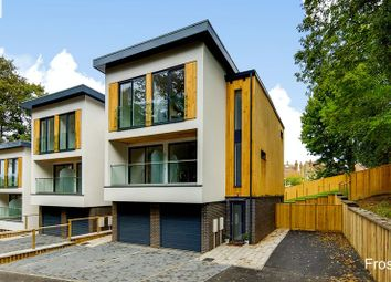 Thumbnail 4 bed town house for sale in Warren Road, Purley