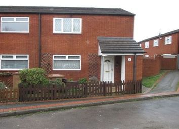 Thumbnail 3 bedroom property to rent in Wrye Close, Walsall Wood