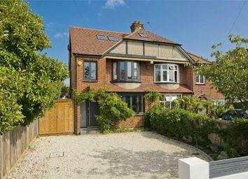 Sidney Road, Walton-On-Thames, Surrey KT12. 4 bed detached house