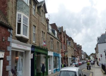 Thumbnail 3 bed flat to rent in High Street, North Berwick, East Lothian