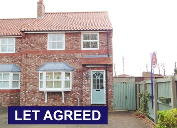 Thumbnail 3 bed semi-detached house to rent in Georgian Mews, Driffield