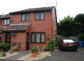 Thumbnail 2 bed flat to rent in Spring Close, Kinver, Stourbridge