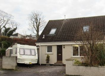 Thumbnail 4 bed semi-detached house for sale in Firthview Avenue, Inverness