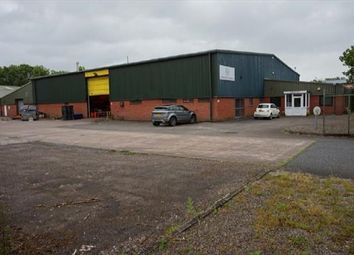 Thumbnail Light industrial for sale in Unit 3, Woodford Park Industrial Estate, Winsford, Cheshire