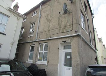 Thumbnail 1 bed flat to rent in New Street, Paignton