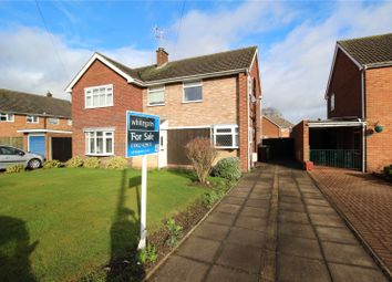 Thumbnail 3 bedroom semi-detached house for sale in Grovelands Crescent, Fordhouses, Wolverhampton