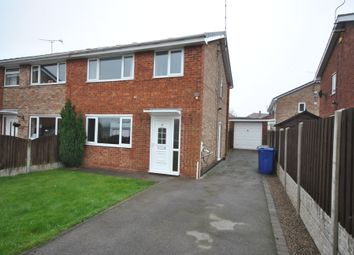 Thumbnail 3 bed semi-detached house for sale in Saffron Road, Tickhill, Doncaster