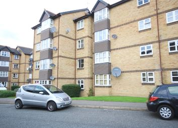 Thumbnail 1 bed flat to rent in Lowry Court, 5 Stubbs Drive, London