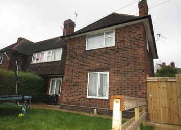 Thumbnail 3 bed semi-detached house for sale in Kneeton Vale, Sherwood, Nottingham