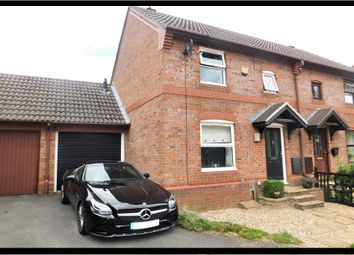 Thumbnail 2 bed semi-detached house for sale in Kent Gardens, Totton, Southampton
