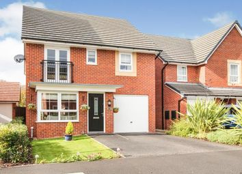 Thumbnail 4 bed detached house for sale in Patrons Drive, Elworth, Sandbach, Cheshire