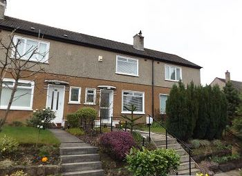 Thumbnail 2 bed terraced house to rent in Ledi Drive, Bearsden