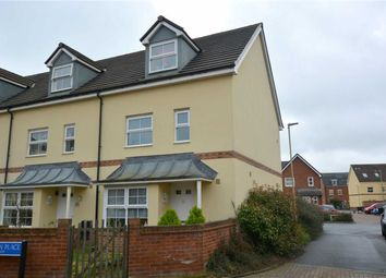 Thumbnail 4 bed end terrace house for sale in Syerston Place Kingsway, Quedgeley, Gloucester