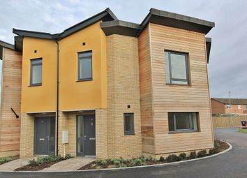 Thumbnail 3 bedroom semi-detached house for sale in Brickhills, Willingham, Cambridge