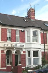 Thumbnail 2 bed property to rent in Balaclava Road, Roath, Cardiff