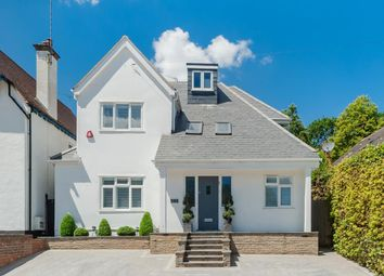 Thumbnail 4 bed detached house for sale in Eleanor Crescent, Mill Hill Village