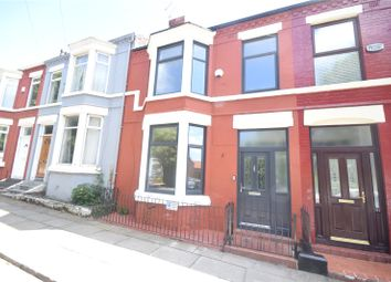 Thumbnail 4 bed terraced house for sale in Colebrooke Road, Aigburth, Liverpool
