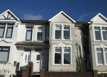 3 bed terraced house for sale in Wyndham Terrace, Risca, Newport. NP11
