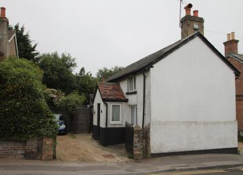 Thumbnail 3 bed cottage to rent in Churchill Road, Parkstone, Poole