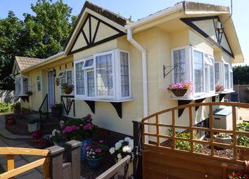 Thumbnail 2 bed mobile/park home for sale in Mill Lane, Wick, Littlehampton