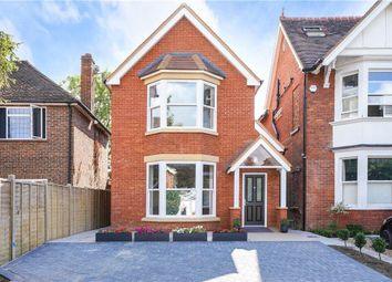 Devonshire Road, Weybridge, Surrey KT13. 4 bed detached house