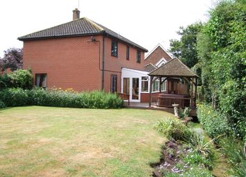 Thumbnail 4 bedroom detached house for sale in Brooke Drive, Peasenhall, Saxmundham