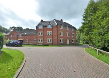 Thumbnail 2 bedroom flat for sale in Tidcombe Walk, Canal Hill, Tiverton, Devon