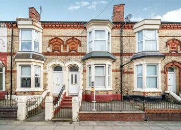 Thumbnail 4 bed terraced house for sale in Carisbrooke Road, Walton, Liverpool
