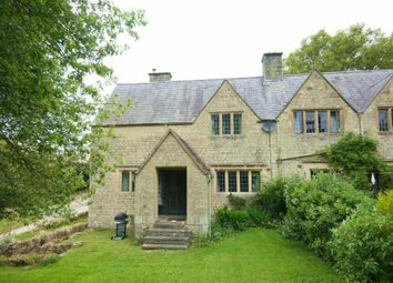 Thumbnail 3 bed semi-detached house to rent in Rendcomb, Cirencester