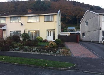 Thumbnail 3 bed property to rent in Talbot Close, Talbot Green, Pontyclun
