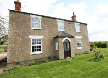 Thumbnail 4 bed farmhouse to rent in Blidworth Lane, Rainworth, Mansfield