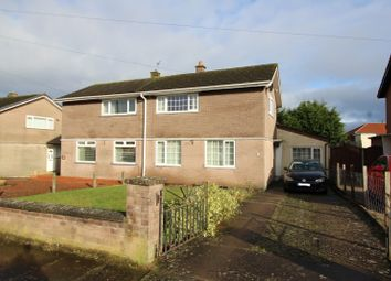 4 bed semi-detached house for sale in Skelwith Close, Carlisle, Cumbria CA2