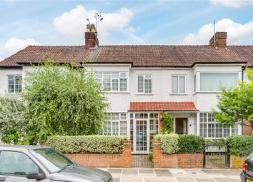 Thumbnail 3 bed terraced house for sale in Boileau Road, Barnes, London