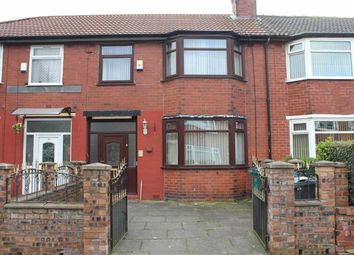 Thumbnail 3 bed terraced house for sale in Wellgate Avenue, Levenshulme, Manchester