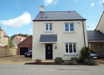 Thumbnail 3 bed property to rent in Haydock Road, Bicester