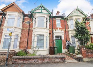 Thumbnail 3 bed terraced house for sale in Milton Road, Portsmouth, Hampshire