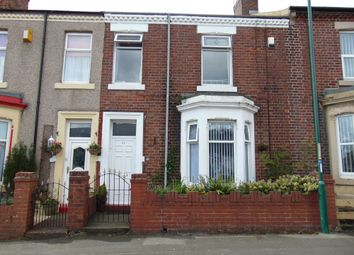 Thumbnail 3 bed terraced house for sale in York Street, Jarrow