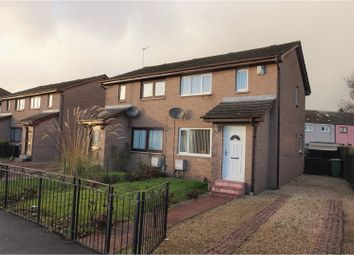 Thumbnail 3 bed semi-detached house for sale in Yoker Mill Road, Glasgow